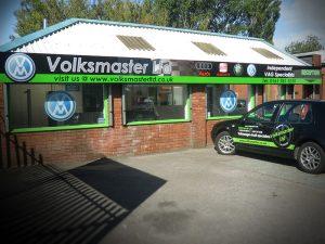 Volksmaster Ltd Bury Branch