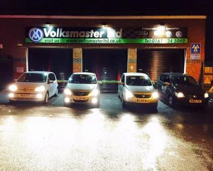 Oldham Garage