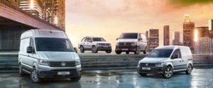 Volkswagen Van Range
