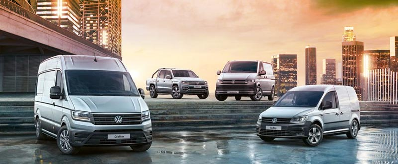 Get The Most Out Of Your Volkswagen Van Fleet In Manchester