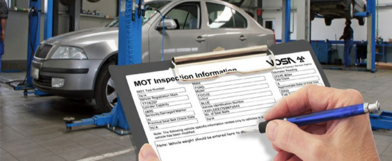 Ensuring A Hassle Free MOT In Bury