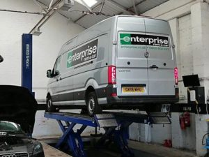 Van Fleet Servicing