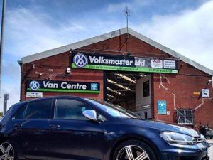 Volksmaster Van Centre