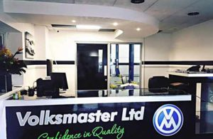 Volksmaster Reception Area