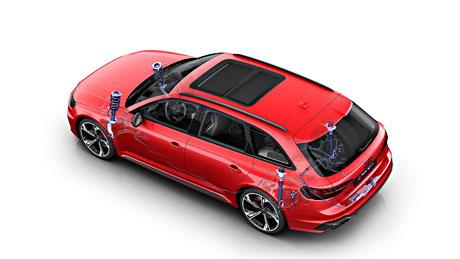 Audi RS4 DRC