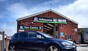 Van Service Garage