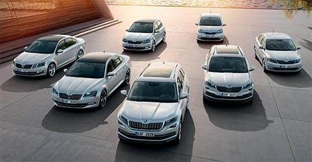 Škoda Models