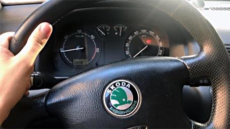 Škoda Stearing Wheel