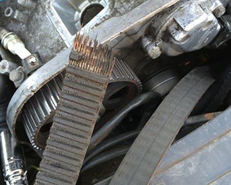 Broken Cambelt